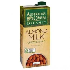 Australia's Own Unsweetened Almond Milk