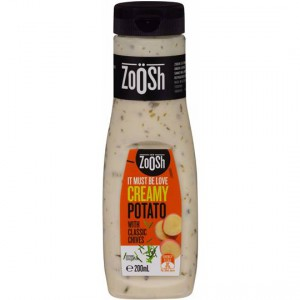 Zoosh Creamy Potato Dressing With Classic Chives