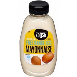 Zoosh Free Range Egg Mayonnaise