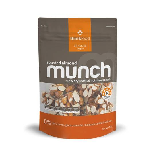 Thinkfood Munch Roasted Almond
