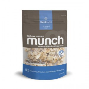 Thinkfood Munch Cashew Sesame