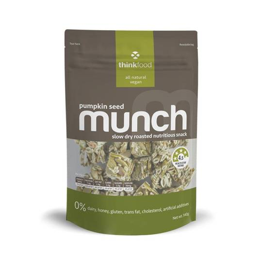 Thinkfood Munch Pumpkin Seed