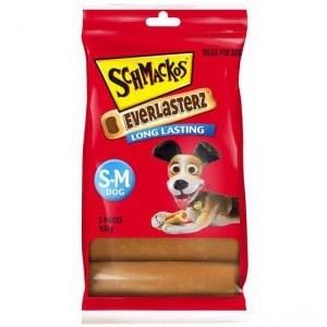 Schmackos Everlasterz Long Lasting Small-medium Dog Multipack