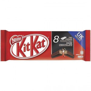 Kit Kat 2 Finger Dark Chocolate Biscuit
