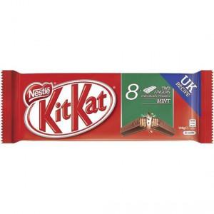 Kit Kat 2 Finger Mint Chocolate Biscuit