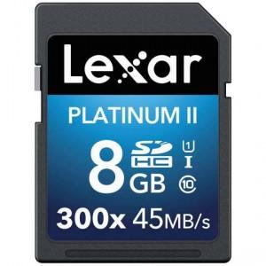 Lexar Sd Memory Card 8gb