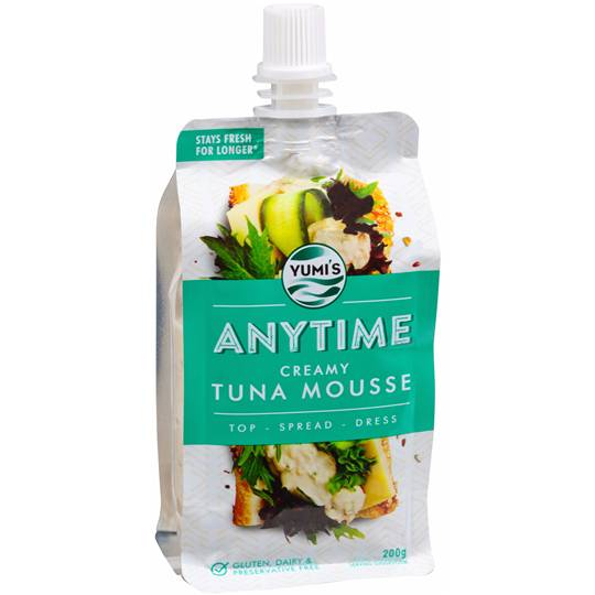 Yumi's Anytime Creamy Tuna Mousse