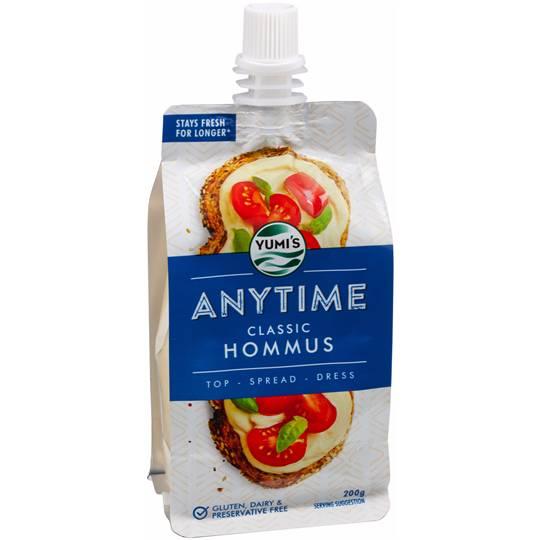 Yumi's Anytime Classic Hommus