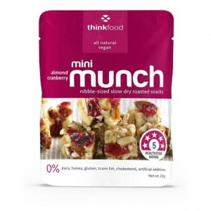 Thinkfood Mini Munch Cranberry