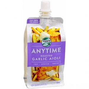 Yumi's Anytime Roasted Garlic Aioli