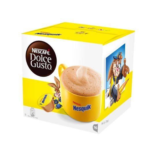 Nescafe Dolce Gusto Nesquick Chocolate 16caps