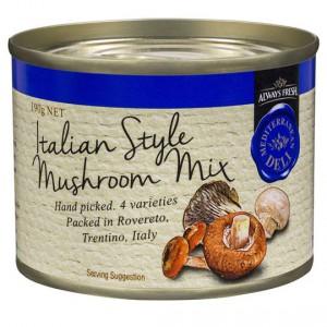 Always Fresh Medi Deli 4 Mushroom Mix