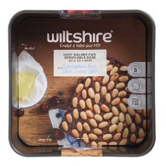 Wiltshire Hd Square Pan 20cm