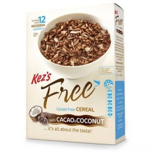 Kez's Free Cereal Cacao Coconut