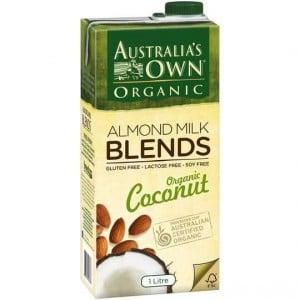 Australia's Own Almond & Coconut Milk