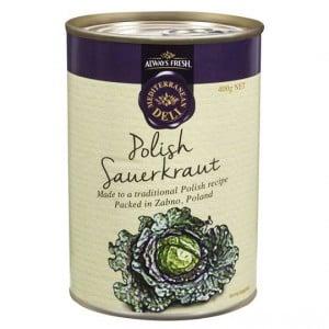 Always Fresh Medi Deli Polish Sauerkraut