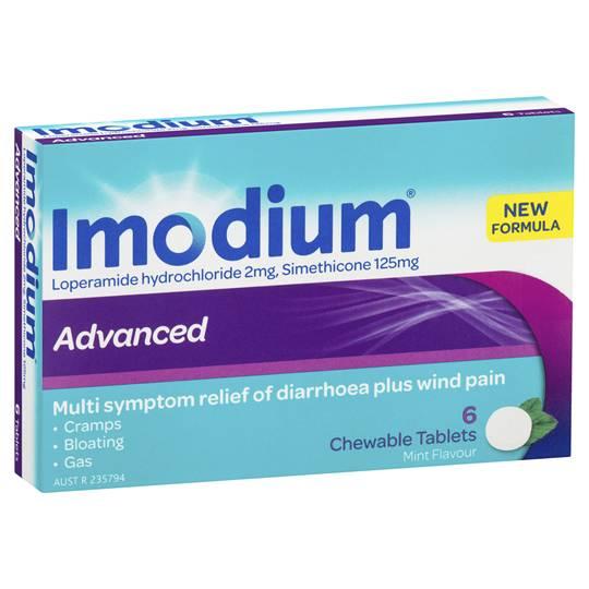 Imodium Advanced Anti Diarrhoeal