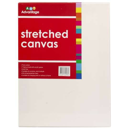 Art Advantage Canvas Thin Edge 12x16