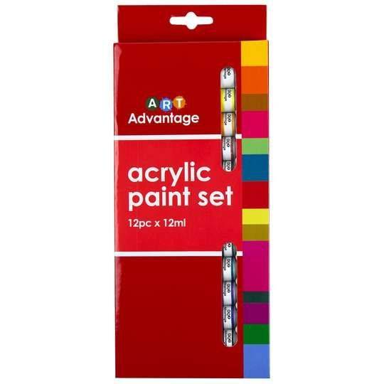 Art Advantage Acrylic Paint