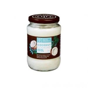 Pacific Organic Coconut Oil Refined