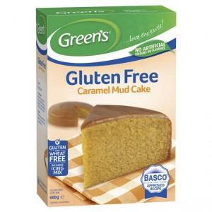 Greens Gluten Free Cake Mix Caramel Mud