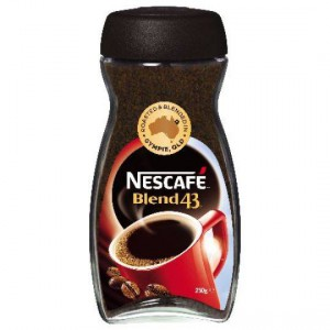 Nescafe Instant Coffee Blend 43