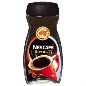 Nescafe Instant Coffee Blend 43