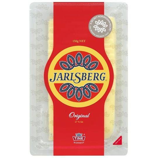 Jarlsberg Regular Sliced Cheese