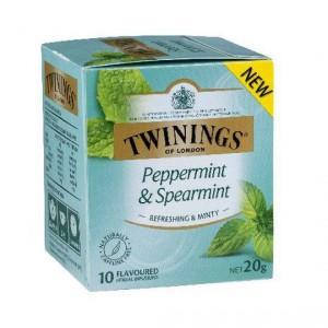Twinings Peppermint & Spearmint Tea Bags