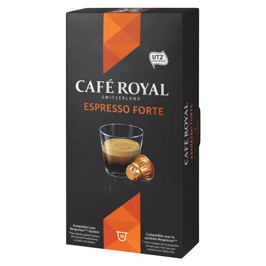 Cafe Royal Espresso Forte Capsules