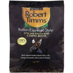 Robert Timms Italian Espresso Beans