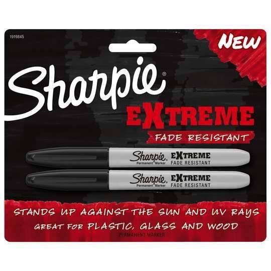 Sharpie Marker Extreme