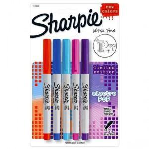 Sharpie Cd Marker Electro Pop Ultrafine