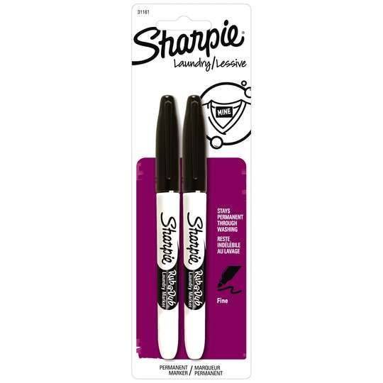 Sharpie Laundry Marker Black