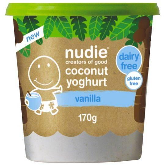 Nudie Coconut Yoghurt Vanilla