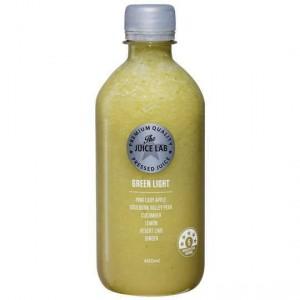 The Juice Lab Green Light Fruit Juice