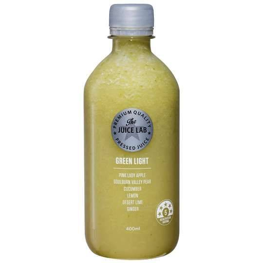 The Juice Lab Green Light Fruit Juice