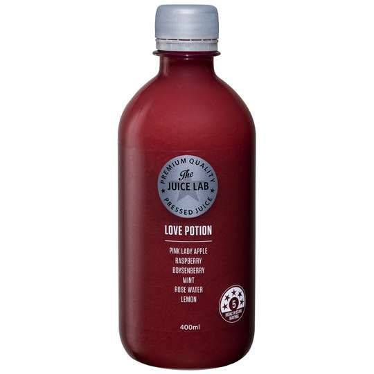 The Juice Lab Love Potion Fruit Juice
