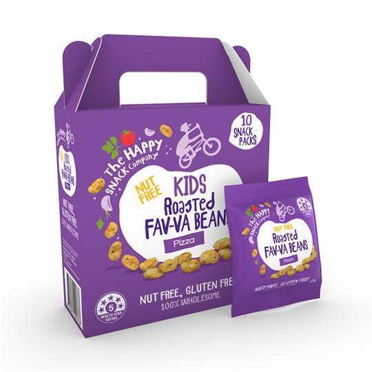 The Happy Snack Company Kids Fav-va Beans Pizza