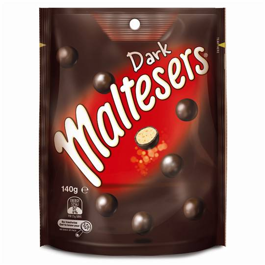 Mars Maltesers Dark Chocolate