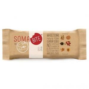 Soma Organics Soma Bites Goji & Chia