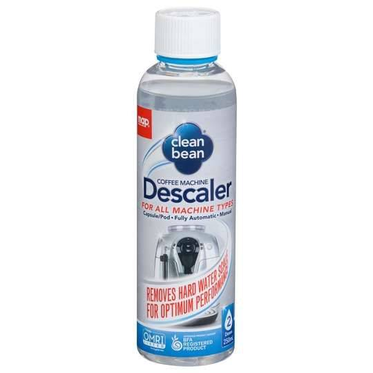 Map Clean Bean Descaler