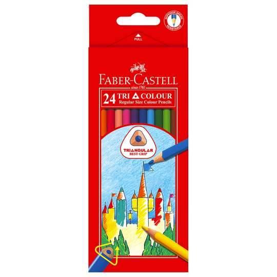 Faber Castel Coloured Pencils