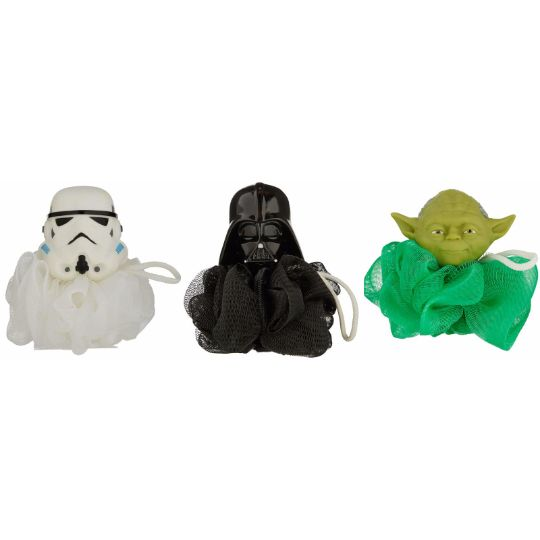 Star Wars Squirt Loofah Assorted