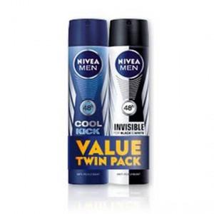 Nivea Men Deodorant Aerosol