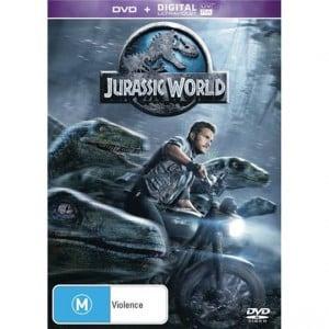 Jurassic World Dvd Uv