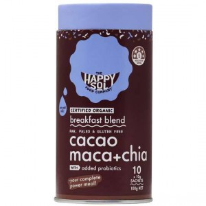 Happy Sol Smoothie Cacao Maca Chia