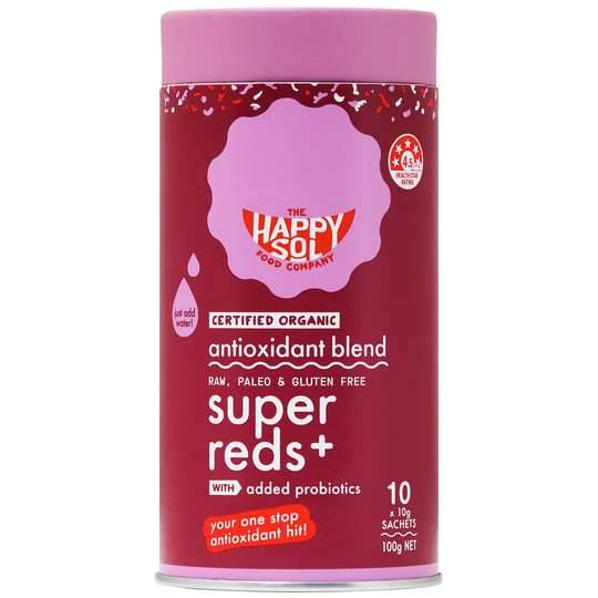 Happy Sol Smoothie Super Reds