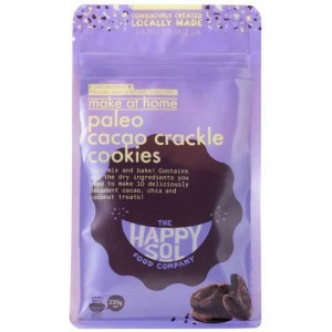 Happy Sol Paleo Cacao Cookies
