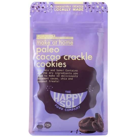 Happy Sol Paleo Cacao Cookies